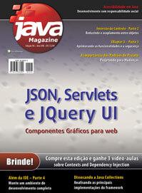 Revista Java Magazine 96
