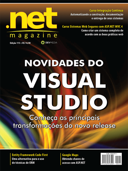 Revista .net Magazine 115