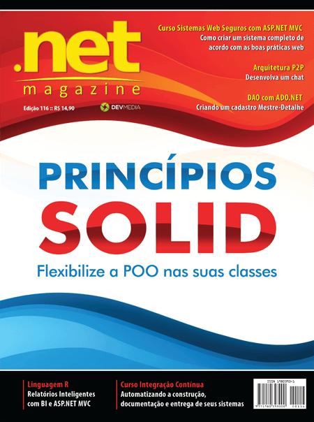 Revista .net Magazine 116