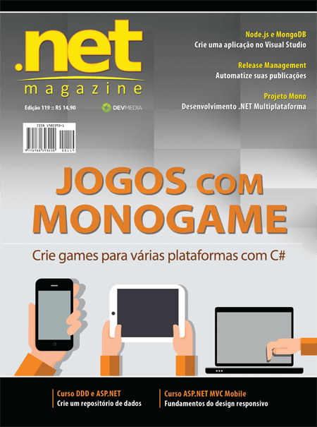 Revista .net Magazine 119