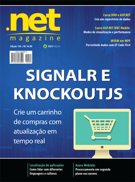 Revista .net Magazine 120