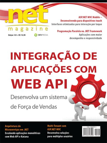 Revista .net Magazine 123