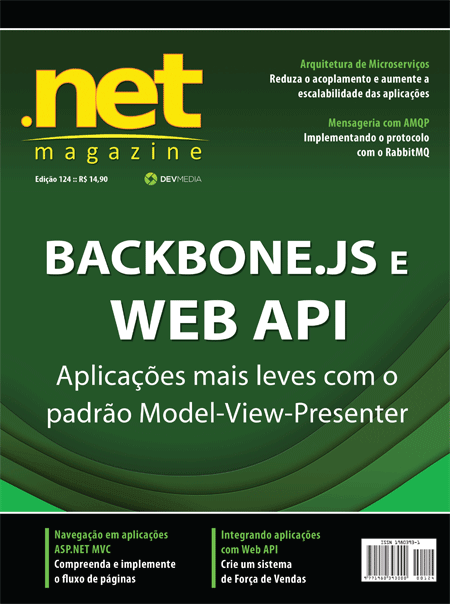 Revista .NET Magazine 124