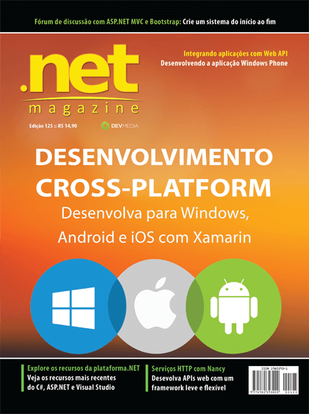 Revista .NET Magazine 125