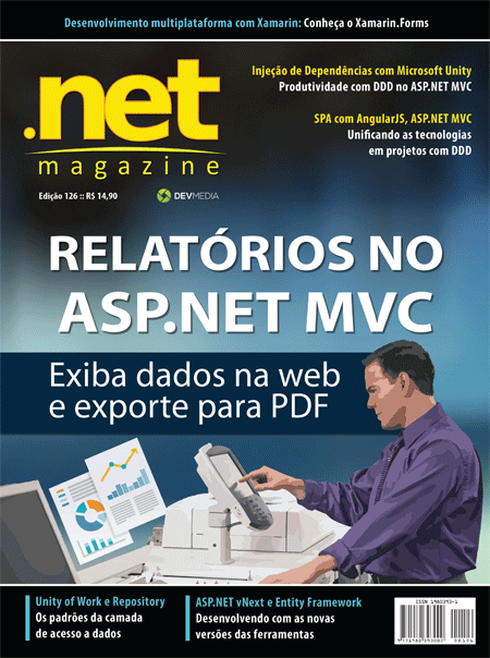 Revista .net Magazine 126