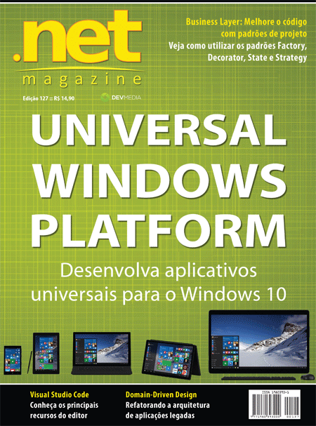 Revista .NET Magazine 127