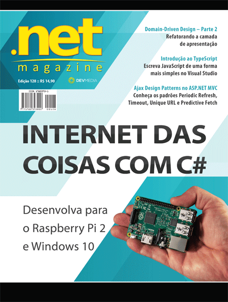 Revista .net Magazine 128
