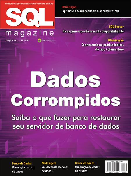 Revista SQL Magazine 135