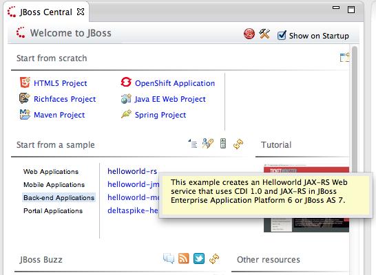 Criando aplicativo Web Service