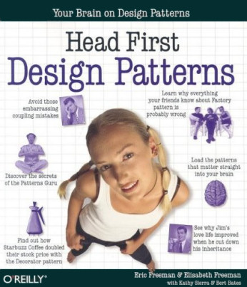 Livro Design Patterns - Head First