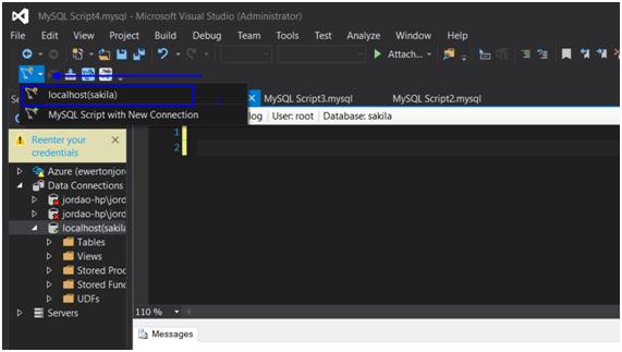 Como integrar o banco de dados MySQL ao Visual Studio