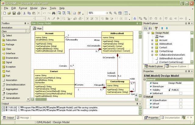 Ferramentas open source para desenvolvimento de software staruml ccuart Gallery