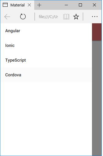Materialize CSS: Como criar um menu responsivo