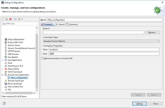 Eclipse Debug: Depurando aplicações em servidores remotos