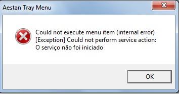 Erro após tentar deixar o WampServer online