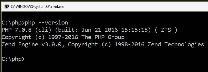 PHP web publishing: Publicando aplicações no IIS 8