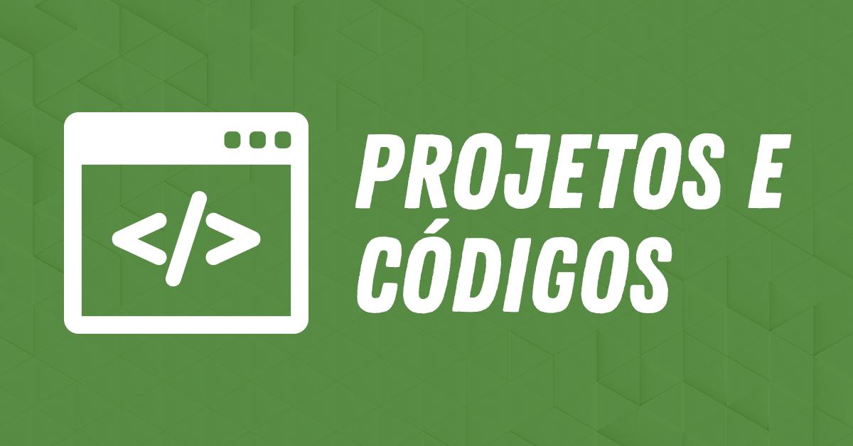Projetos e Códigos prontos para Download - DevMedia