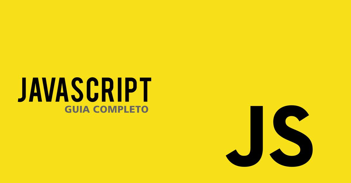 Guia Completo de JavaScript