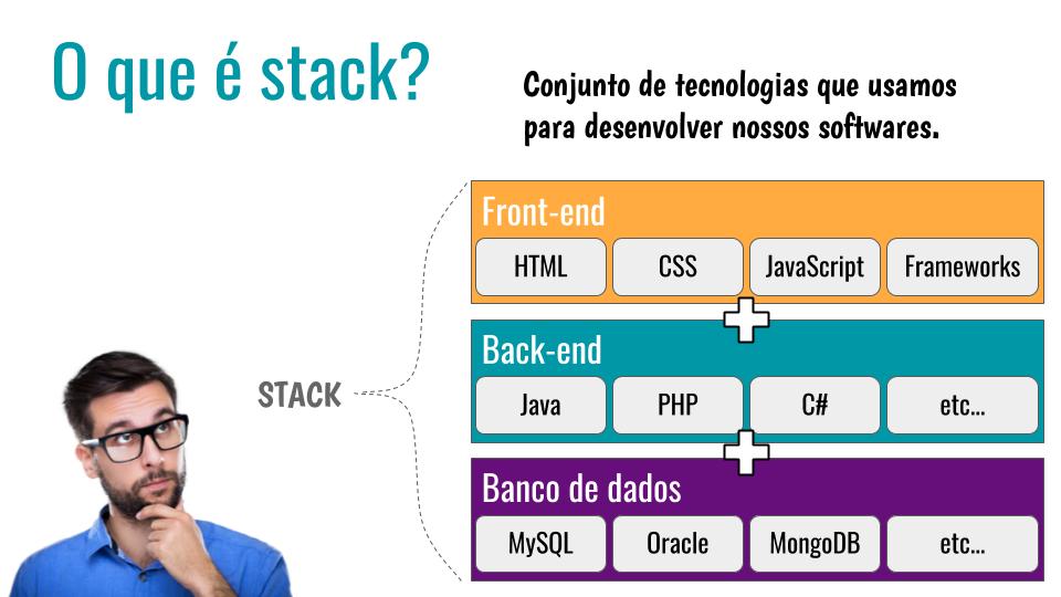 O que é stack