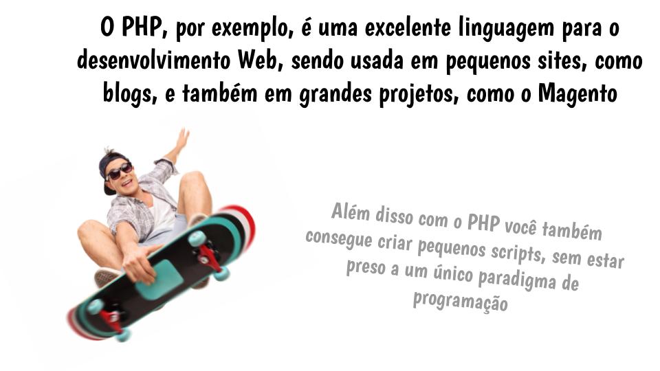 Linguagem PHP