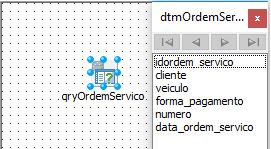 Data Module da ordem de serviço