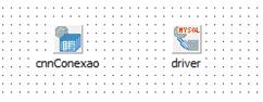 dtmConexao com os componentes driver e cnnConexao