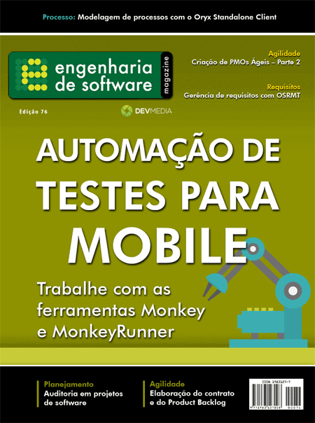 Revista Engenharia de Software Magazine 76