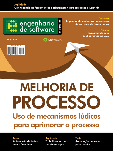Revista Engenharia de Software Magazine 78
