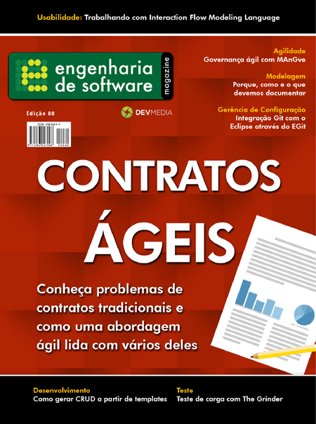 Revista Engenharia de Software Magazine 80