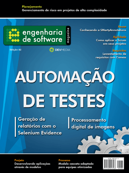 Revista Engenharia de Software Magazine 82