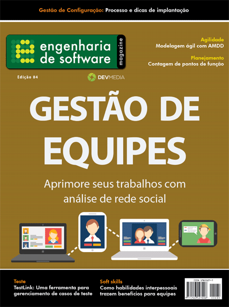 Revista Engenharia de Software Magazine 84