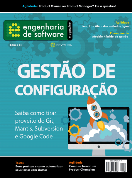 Revista Engenharia de Software Magazine 85