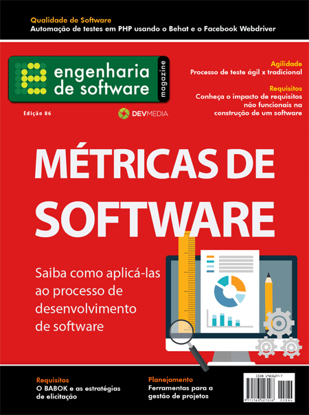 Revista Engenharia de Software Magazine 86