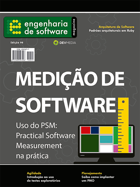 Revista Engenharia de Software Magazine 90