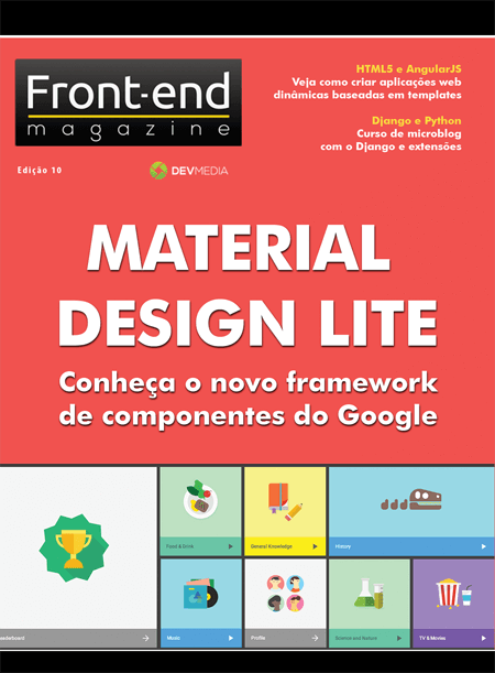 Revista Front-end Magazine 10