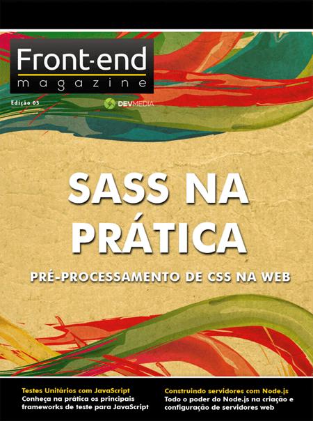 Revista Front-end Magazine 3