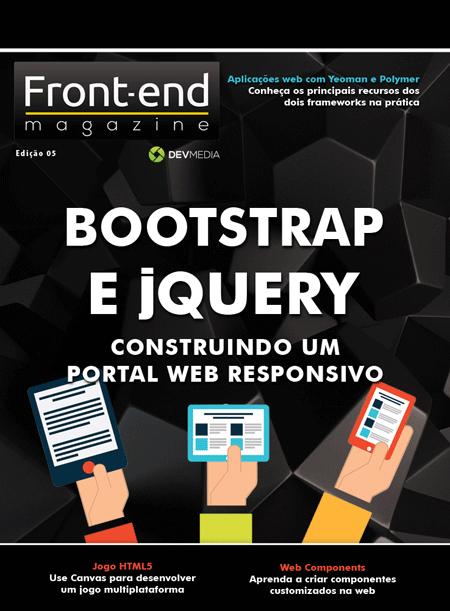 Revista Front-end Magazine 5
