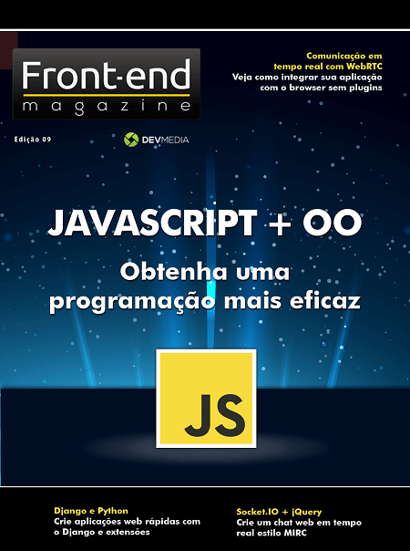 Revista Front-end Magazine 9